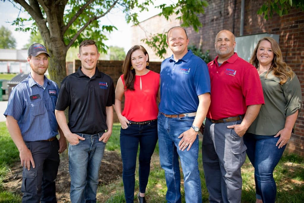 TemperaturePro Kentuckiana Team Experts