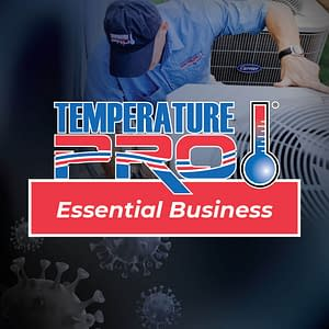 TemperaturePro Covid Business